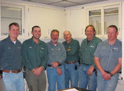 SCWRF Staff